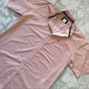 George Strait by Wrangler Men's Pink Shirt